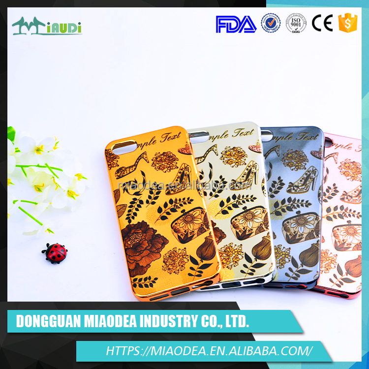 Hot innovative products wholesale plastic cell phone accessories case for iPhone 5S/5E