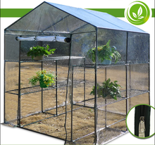 New Portable Modern Greenhouse Outdoor 3 Tier Green House