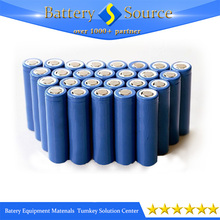 rechargeable 18650 li-ion battery e cig 2000mAh can OEM by order