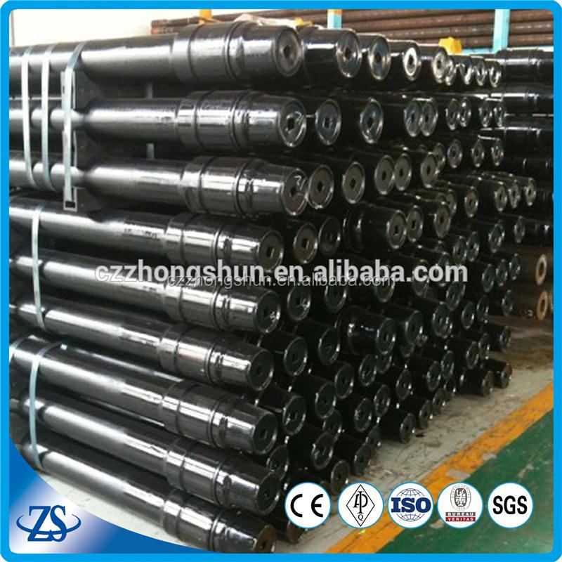"api 5ct seamless/erw 7"""" j55/k55/n80/p110 casings/spot suppl with thread oil casing"