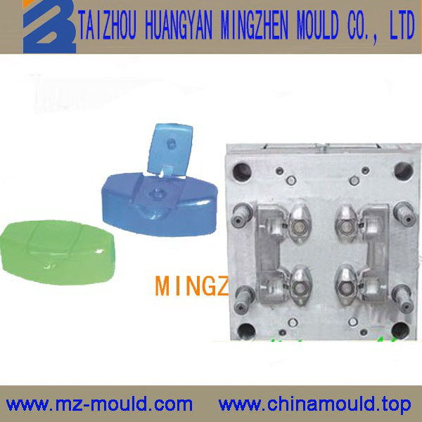 Low price promotional hub cap mould
