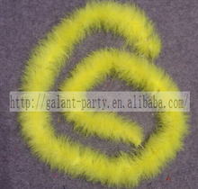 Factory Party Sexy Deluxe Marabou Feather Boa With Tisel Woman Dance Masquerade Carnival Feather Boa Scarf Decoration