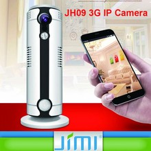 Portable 3G IP Camera support night vision and motion detection invisible hidden camera