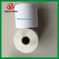 high quality thermal paper roll use label machine printing