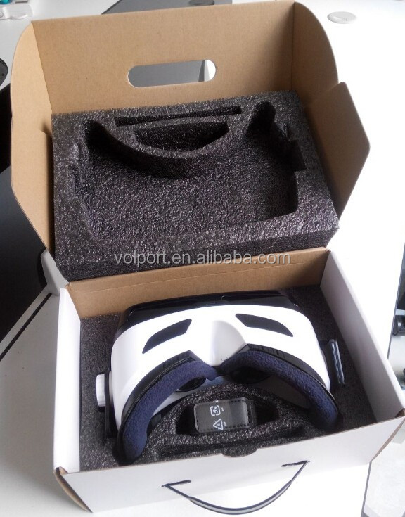 wholesale 3D virtual reality VR goggles for 4.5-5.7 inch smart phone