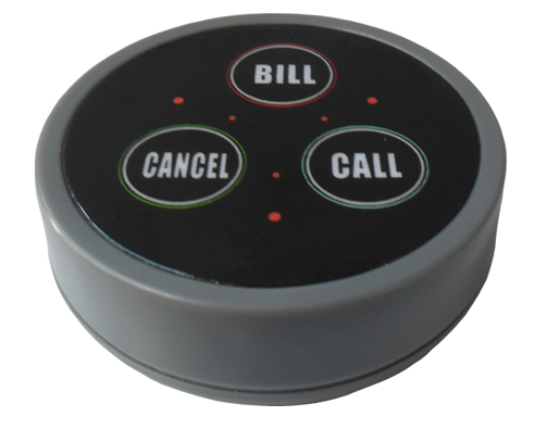 Wireless Elecronic Call Bell New Model K-400+K-D3 KOQI Restaurant Waiter Calling System