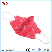 3D design surgical face mask with cartoon printing