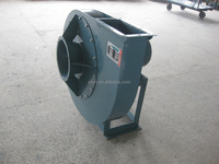 High volume dust exhaust air blower with ISO certification