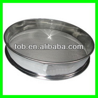 Customized 100 mesh stainless steel screen for battery slurry making