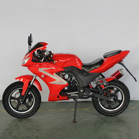 Chinese 125Cc Supper Pocket Bike Street Legal Motorcycle