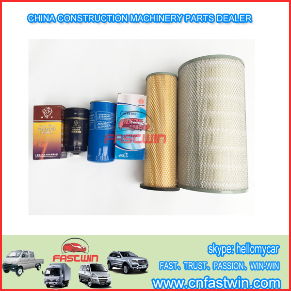 Wheel Loader Spare Parts for Luqing LQ936 LQ956 Engine Air Filter