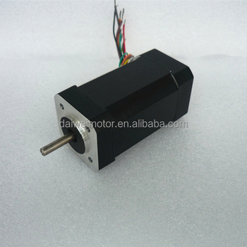 42mm 24V 8000RPM Brushless DC Motor 42BLS03-2480