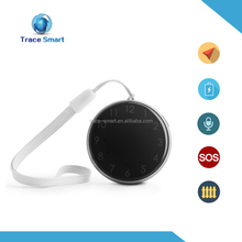 Smallest personal gps tracker gps alzheimer's watch with emergency sos for elderly