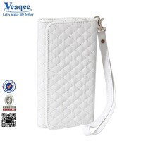 Veaqee mobile accessories flip leather mobile phone case for iphone 6