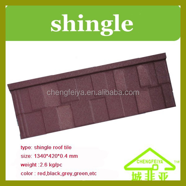 for Types of roof covering materials