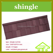 building material types of roof covering sheets