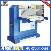 auto feeding hydraulic Plane foil embossing machine