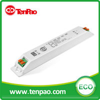 Natural Convection Cooled High efficiency 24W for T8 T10 LED Driver