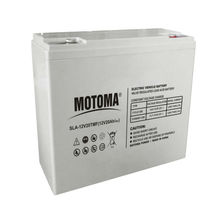12v 20ah MOTOMA Golf Cart battery