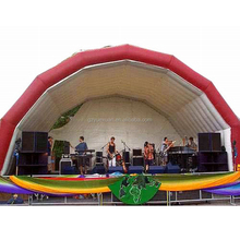 Oxford cloth inflatable show tent ,Inflatable stage tent,inflatable Waterproof shade for the outdoor