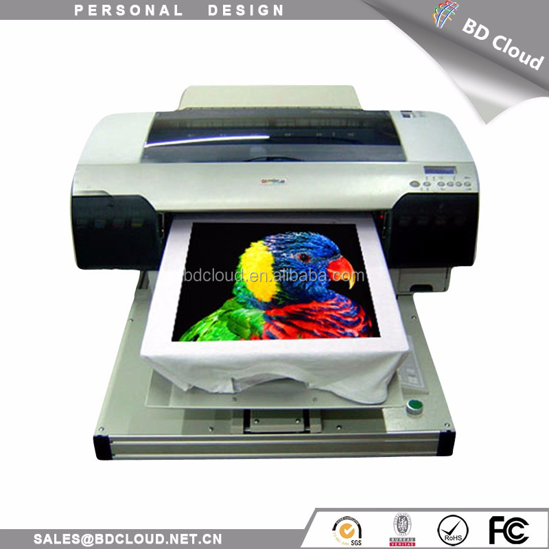 Fast speed desktop digital tshirt printer Chinese best 3d printer