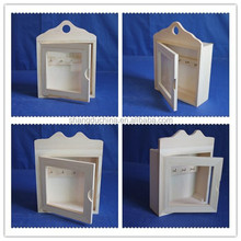new style hanging wooden storage box wall decorative