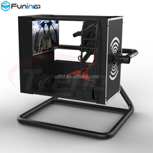 720 degree flight simulator real flying game and driving game machine amusement park equipment