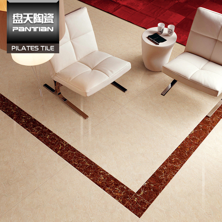 Manufacture china new design pilates floor homogeneous tiles in stock flooring glazed unpolished foshan ceramic tiles