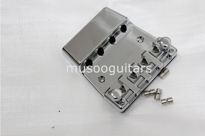 Rickenback Style Bass Bridge/Tailpiece