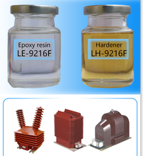 compound hot pot liquid glue transformer BI component Epoxy resin for APG Process and electrical insulation