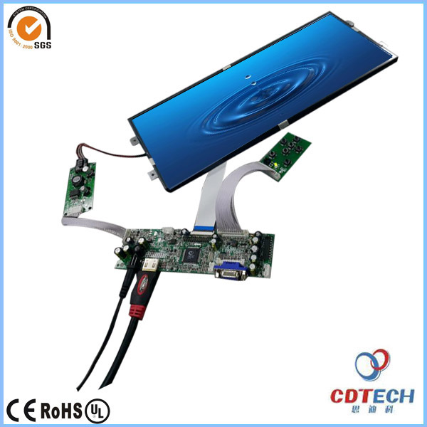 hd high resolutions 12.3 inch tft lcd 1920x720