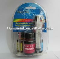 High quality water based dye pigment ink for epson printers