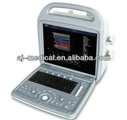 iSpark 280 Ultrasound Machine 2D laptop Color Doppler Portable Ultrasound Machine Color Doppler 2D Laptop Color Doppler with CE