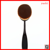 YASHI oval toothbrush shape face cosmetic foundation brush set