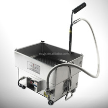 LF5-JY Series Deep Fryer With Auto Lift, Oil Filter System, & Basket LF5-JY(D)