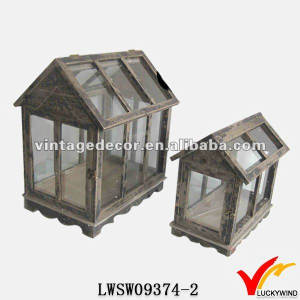 shabby chic altholz innen glas gew chshaus holz kunsthandwerke produkt id 646127080 german. Black Bedroom Furniture Sets. Home Design Ideas
