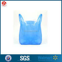 Plastic PO / PE Shopping Bag With Your Company Logo
