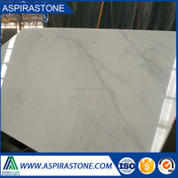 wholesale price Chinese white thassos marble slab