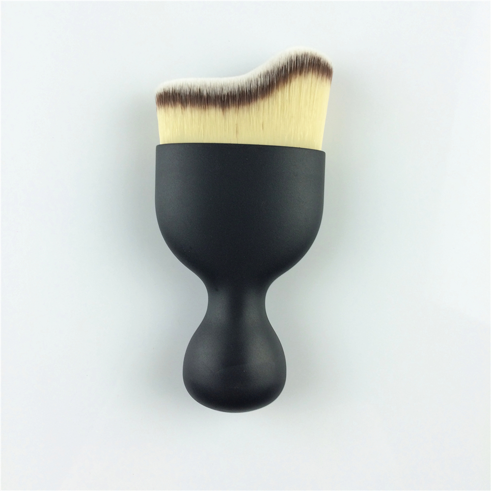 Promotion pro soft cosmetic fat multi purpose foundation brush wholesale