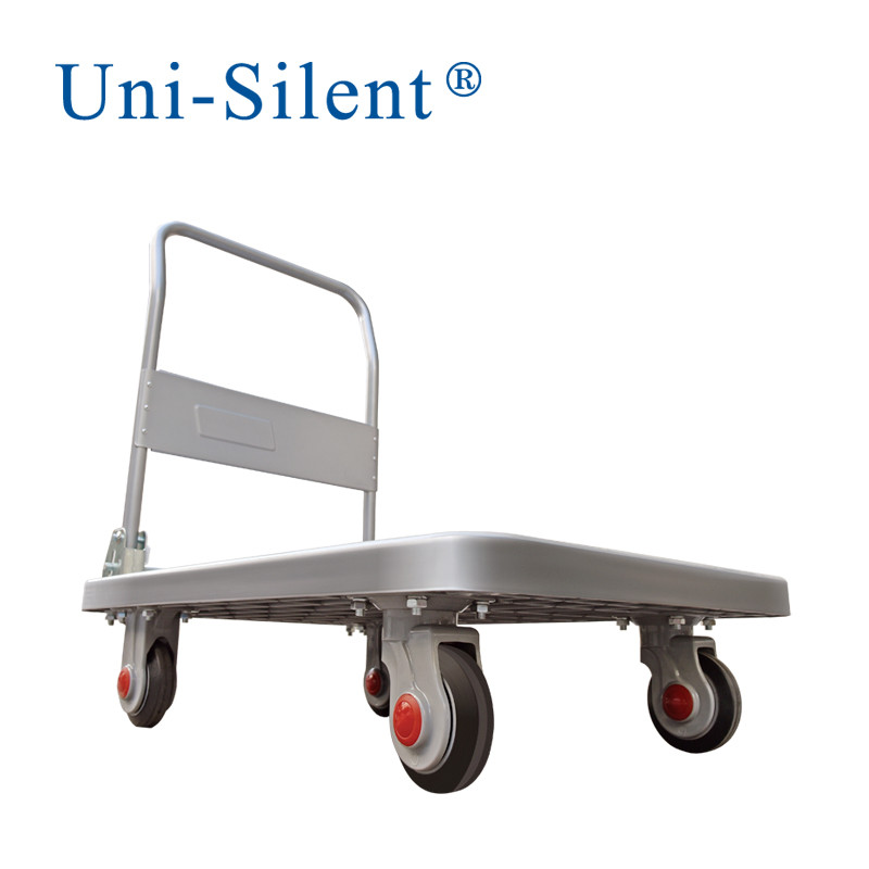 150kg Mini Platform Trolley with Rubber WheelPLA150-DX
