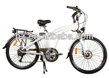 6061 alloy city electric bike