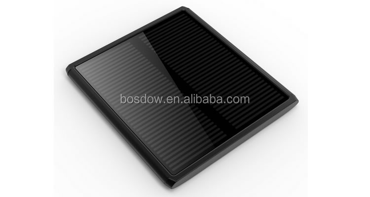BS-120A new product distributor wanted 12000mah ultra thin mobile solar battery charger