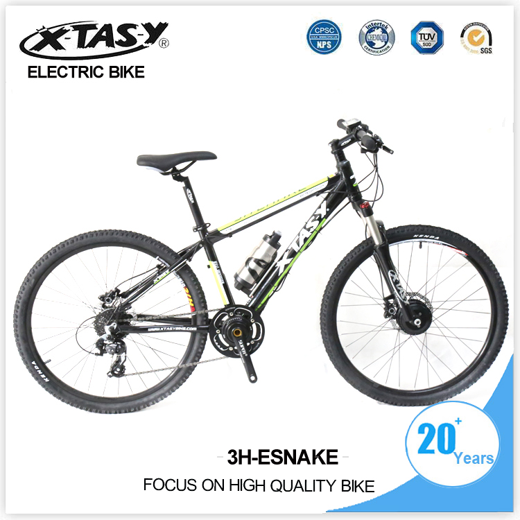 Durable Mountain E Bike With Lithium Battery China
