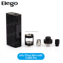 2016 Super Hot Vape Pen Joyetech eVic VTwo Mini Kit, 100% Original eVic VTwo Mini With CUBIS Pro Kit