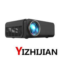 Alibaba best sellers handle cinema film sky quiet video photo ktv 1080p portable pico beamer proyector logo christmas projector