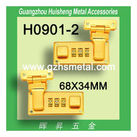 H0901-3 Three Digital Combination Lock for case