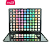 High quality Permanent 88 color shimmer eyeshadow palette mineral makeup