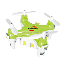 XS805 2.4G 4 CH 6 Axis RC Mini Quadcopter The smallest pocket RC Drone Kit with Headless Mdoe & One key return