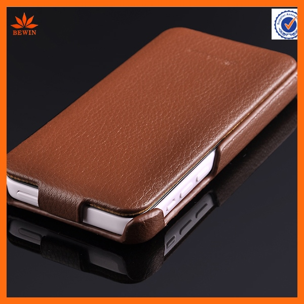 wholesale leather flip case for lenovo a390