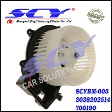 Blower Motor fits 01-09 MERCEDES 203 820 25 14 2038202514 MB3 126 10 0 MB3126100 A20 382 02 51 4 A2038202514 009159591